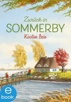 Zurück in Sommerby von Boie,  Kirsten, Körting,  Verena