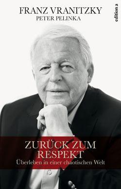 Zurück zum Respekt von Pelinka,  Peter, Vranitzky,  Franz