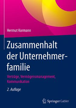 Zusammenhalt der Unternehmerfamilie von Kormann,  Hermut