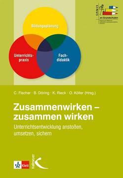 Zusammenwirken – zusammen wirken von Döring,  Brigitte, Fischer,  Claudia, Köller,  Olaf, Rieck,  Karen