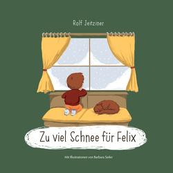 Zuviel Schnee für Felix von Jeitziner,  Rolf