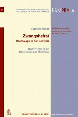 Zwangsheirat von Meier,  Yvonne
