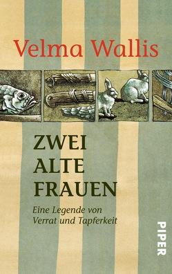 Zwei alte Frauen von Dormagen,  Christel, Wallis,  Velma