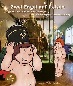 Zwei Engel auf Reisen von Kaden,  Michael, Lauterbach,  Grit, Schmidt,  Claudia