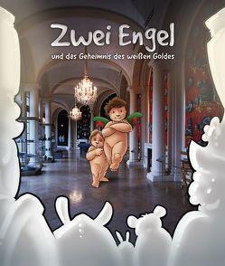 Zwei Engel und das Geheimnis des weißen Goldes von Kaden,  Michael, Lauterbach,  Grit