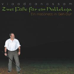 Zwei Füße für ein Halleluja von Malmsheimer,  Jochen