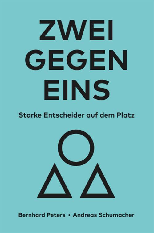 ZWEI GEGEN EINS von Peters, Bernhard, Schumacher, Andreas: Starke Ents