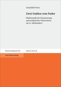 Zwei Gulden vom Fuder von Peters,  Gunthild