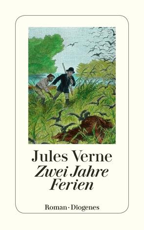 Zwei Jahre Ferien von Gebühr,  Erika, Verne,  Jules