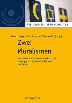 Zwei Pluralismen von Berger,  Peter L., Steets,  Silke, Weisse,  Wolfram