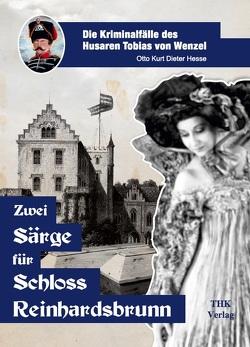 Zwei Särge für Schloss Reinhardsbrunn von Hesse,  Otto Kurt Dieter