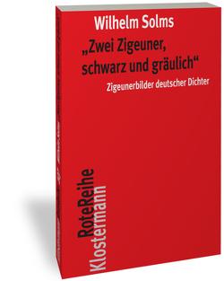 """""""Zwei Zigeuner, schwarz und gräulich"""" von Solms,  Wilhelm"""