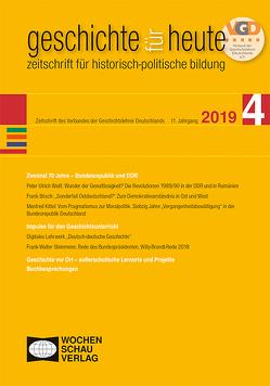 Zweimal 70 Jahre – Bundesrepublik und DDR von Bösch,  Frank, Kittel,  Manfred, Steinmeier,  Frank-Walter, Weiß,  Peter Ulrich