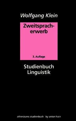 Zweitspracherwerb von Klein,  Wolfgang