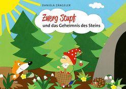 Zwerg Stupf und das Geheimnis des Steins von Zängeler,  Daniela