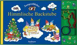 Zwergenstübchen Himmlische Backstube mit Ausstechförmchen von Rohrbeck,  Manfred, Schuster,  Elke, Schuster,  Timo, Zeidler,  Eva
