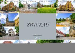 Zwickau Impressionen (Wandkalender 2019 DIN A4 quer) von Meutzner,  Dirk