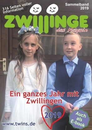 Zwillinge – das Magazin 2019 von von Gratkowski,  Marion