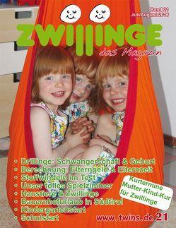 Zwillinge – das Magazin Juli/August 2016 von von Gratkowski,  Marion