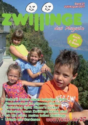 Zwillinge das Magazin Juli/August 2017 von von Gratkowski,  Marion