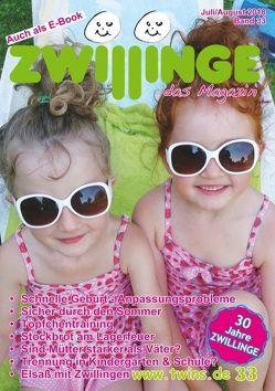 Zwillinge – das Magazin Juli/August 2018 von Gratkowski,  Marion von