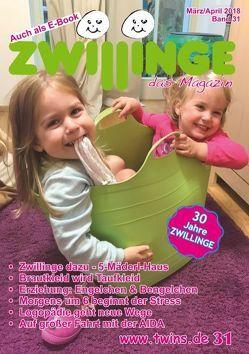 Zwillinge – das Magazin März/April 2018 von Gratkowski,  Marion von