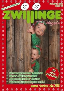 Zwillinge – das Magazin November/Dezember 2018 von von Gratkowski,  Marion