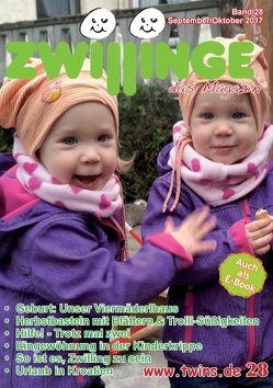 Zwillinge das Magazin September/Oktober 2017 von von Gratkowski,  Marion