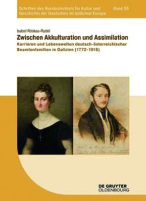 Zwischen Akkulturation und Assimilation von Röskau-Rydel,  Isabel