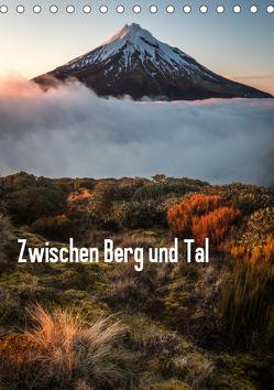 Zwischen Berg und Tal (Tischkalender 2019 DIN A5 hoch) von Schaarschmidt,  Christoph
