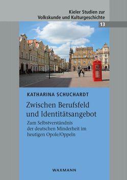 Zwischen Berufsfeld und Identitätsangebot von Schuchardt,  Katharina