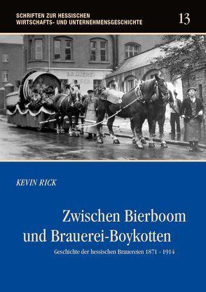 Zwischen Bierboom und Brauerei-Boykotten von Rick,  Kevin
