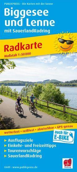 Zwischen Biggesee und Lenne mit SauerlandRadring