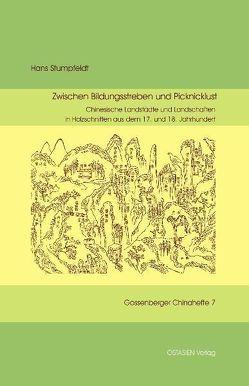 Zwischen Bildungsstreben und Picknicklust von Stumpfeldt,  Hans