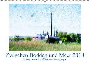 Zwischen Bodden und Meer (Wandkalender 2018 DIN A2 quer) von Wally