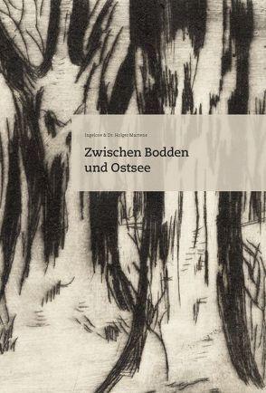 Zwischen Bodden und Ostsee von Martens,  Holger, Martens,  Ingelore