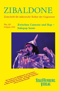 Zwischen Canzone und Rap – Italopop heute von Bremer,  Thomas, Harth,  Helene, Heydenreich,  Titus, Pietrini,  Daniela, Winkler,  Daniel