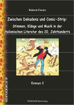 Zwischen Dekadenz und Comic-Strip von Favaro,  Roberto, Heister,  Hanns W, Krüger,  Reinhard, Vetterlein,  Suse