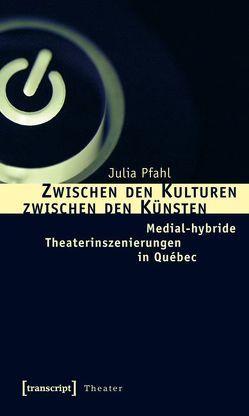 Zwischen den Kulturen – zwischen den Künsten von Pfahl,  Julia
