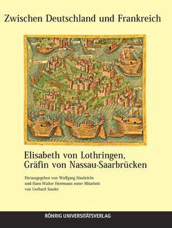 Zwischen Deutschland und Frankreich von Haubrichs,  Wolfgang, Herrmann,  Hans W, Sauder,  Gerhard