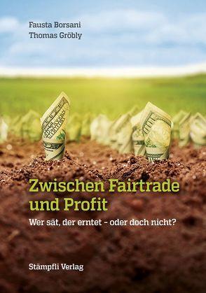 Zwischen Fairtrade und Profit von Borsani,  Fausta, Gröbly,  Thomas