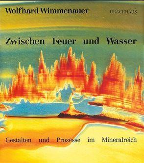 Zwischen Feuer und Wasser von Wimmenauer,  Wolfhard