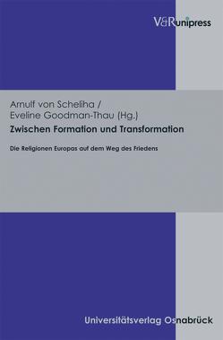 Zwischen Formation und Transformation von Goodman-Thau,  Eveline, Hasselhoff,  Görge K, Surall,  Frank, von Scheliha,  Arnulf