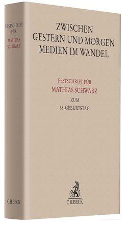 Zwischen Gestern und Morgen – Medien im Wandel von Haesner,  Christoph, Kreile,  Johannes, Schulze,  Gernot