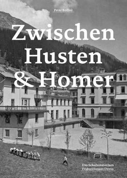 Zwischen Husten & Homer von Bollier,  Peter