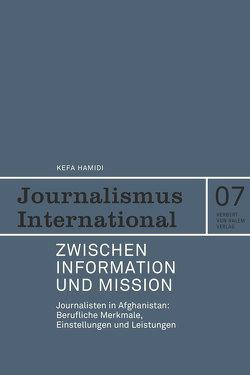 Zwischen Information und Mission von Hamidi,  Kefa