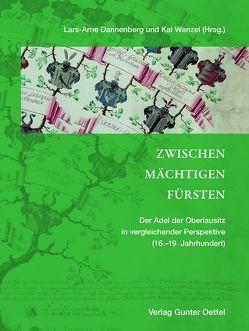 Zwischen mächtigen Fürsten von Dannenberg,  Lars-Arne, Wenzel,  Kai