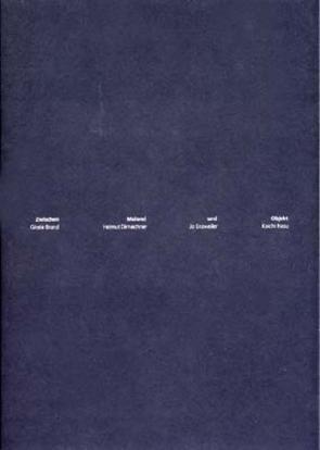 Zwischen Malerei und Objekt von Dellwing,  Herbert, Dudenhöffer,  Franz, Frodl,  Rolf, Gercke,  Hans, Gerhardus,  Dietfried, Maas,  Claudia, Richter