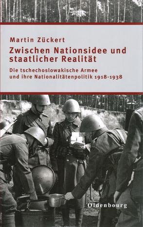 Zwischen Nationsidee und staatlicher Realität von Zückert,  Martin