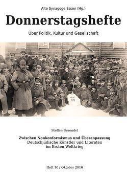 Zwischen Nonkonformismus und Überanpassung von Bruendel,  Steffen